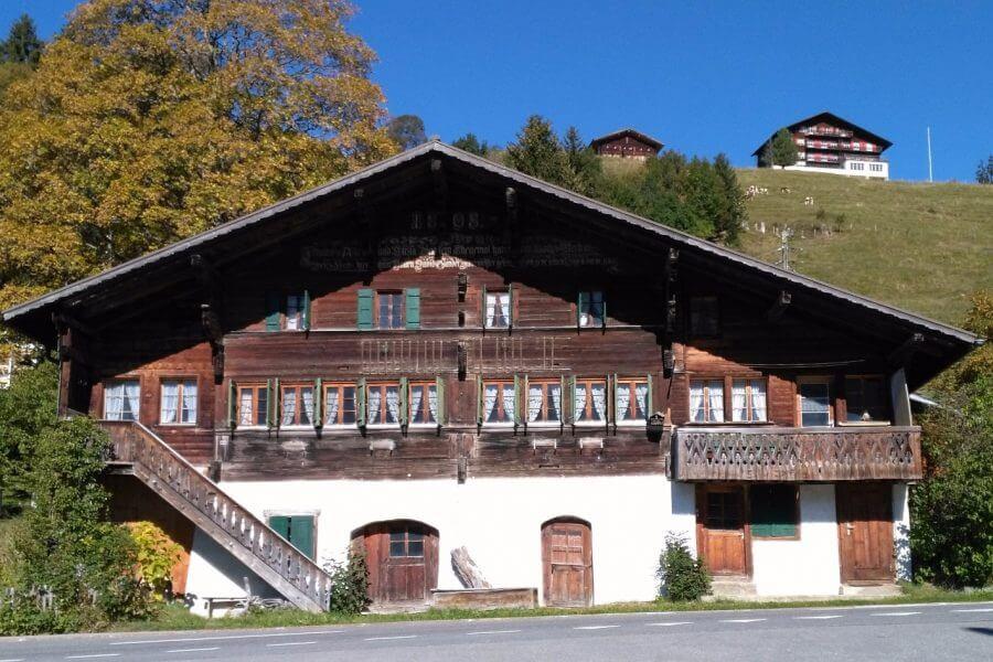 Chalet Eintracht